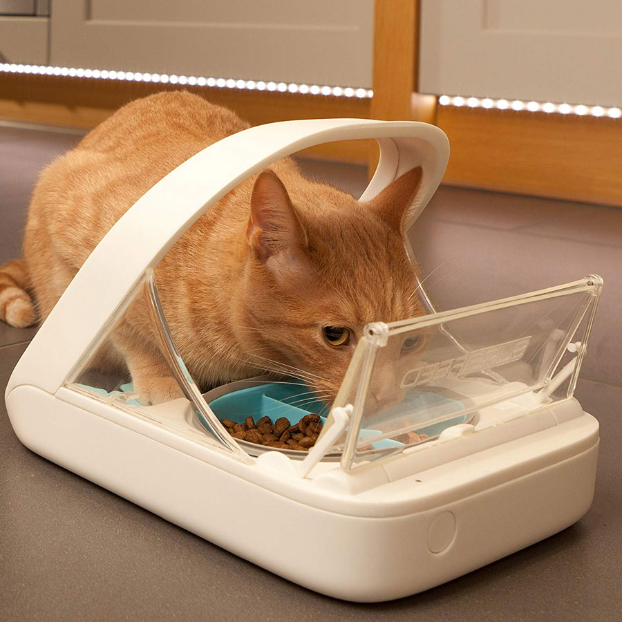 SureFeed Microchip Automatic Cat Feeder