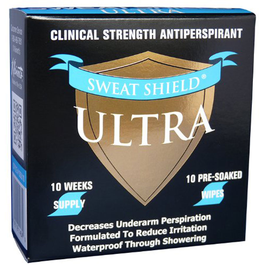 Sweat Shield Ultra Clinical Strength Antiperspirant