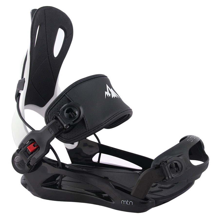 System MTN Rear Entry Step-In Snowboard Bindings