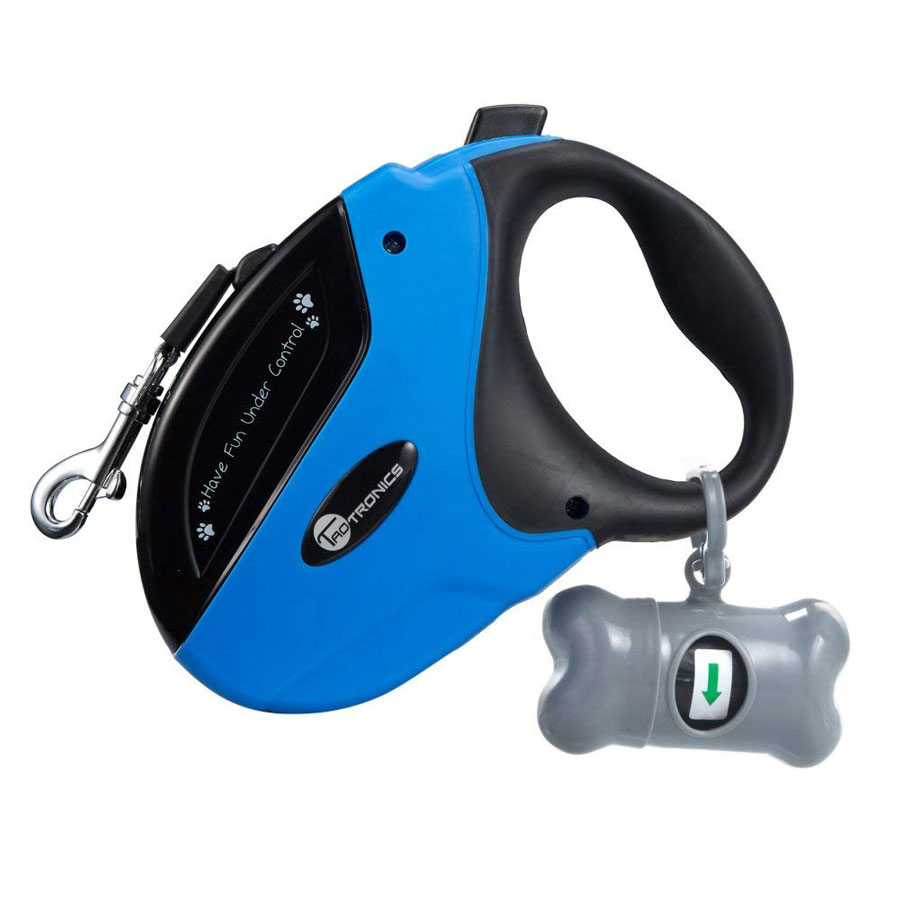 TaoTronics Tangle-Free Retractable Dog Leash