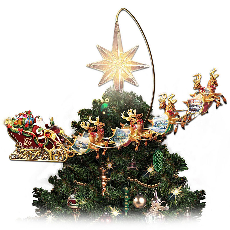 Best Christmas Tree Topper Reviews Buying Guide August 2019