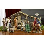 Three Kings Gifts Deluxe Nativity Set