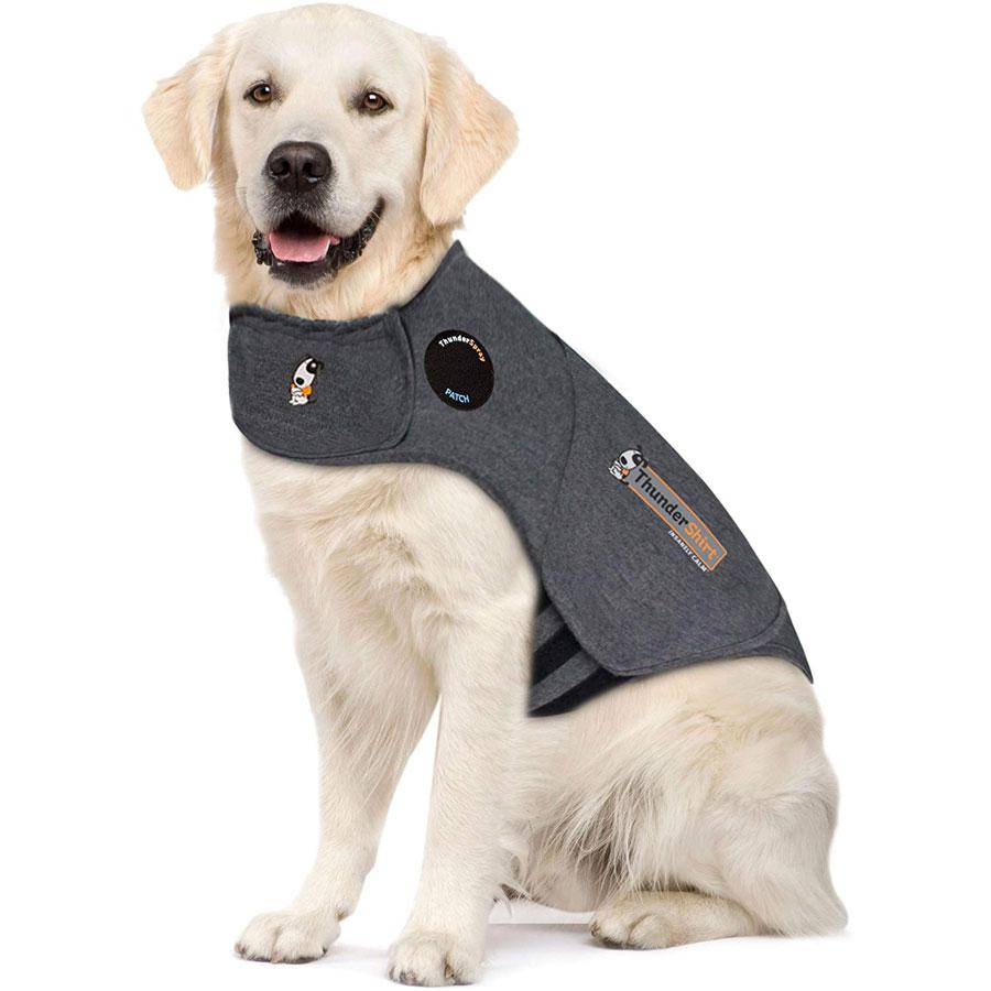 ThunderShirt Classic XXS to XXL Dog Anxiety Jacket