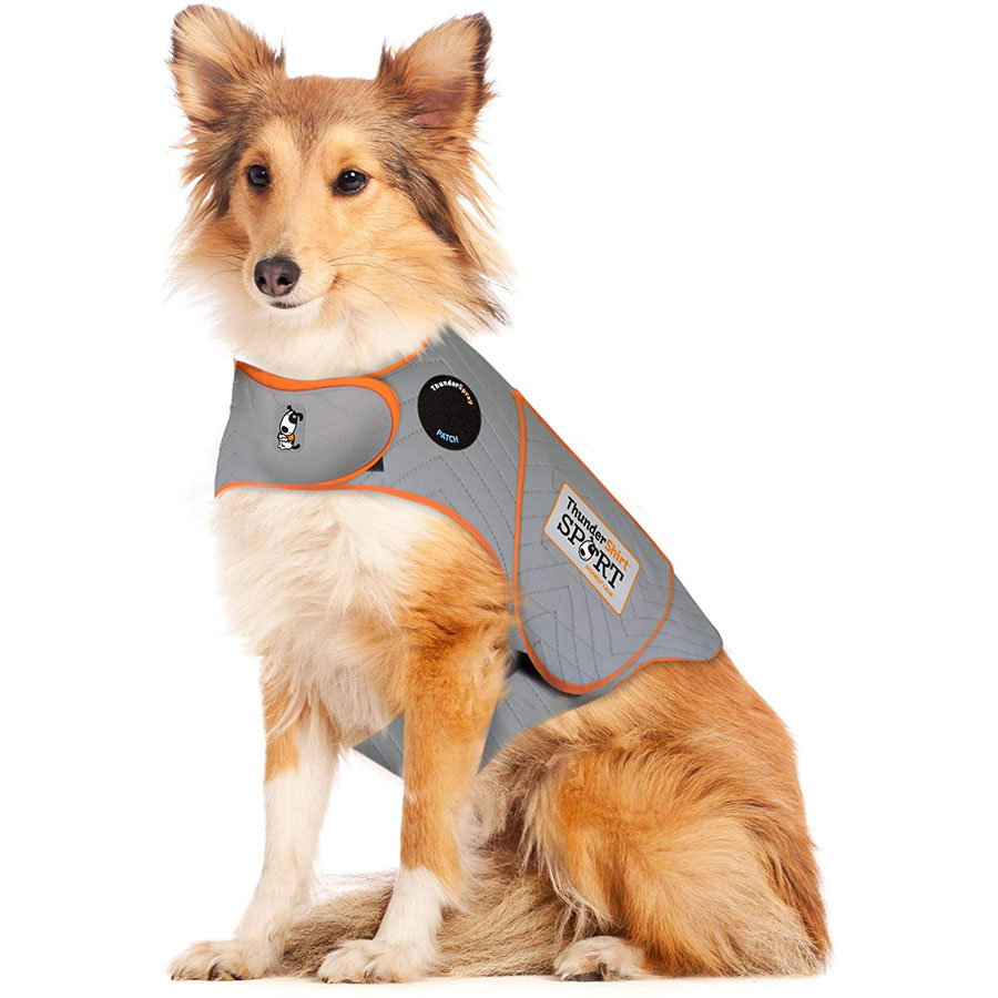 Thundershirt Sport XXS to XXL Dog Anxiety Jacket