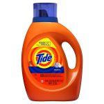 Tide HE Turbo Clean Liquid Laundry Detergent