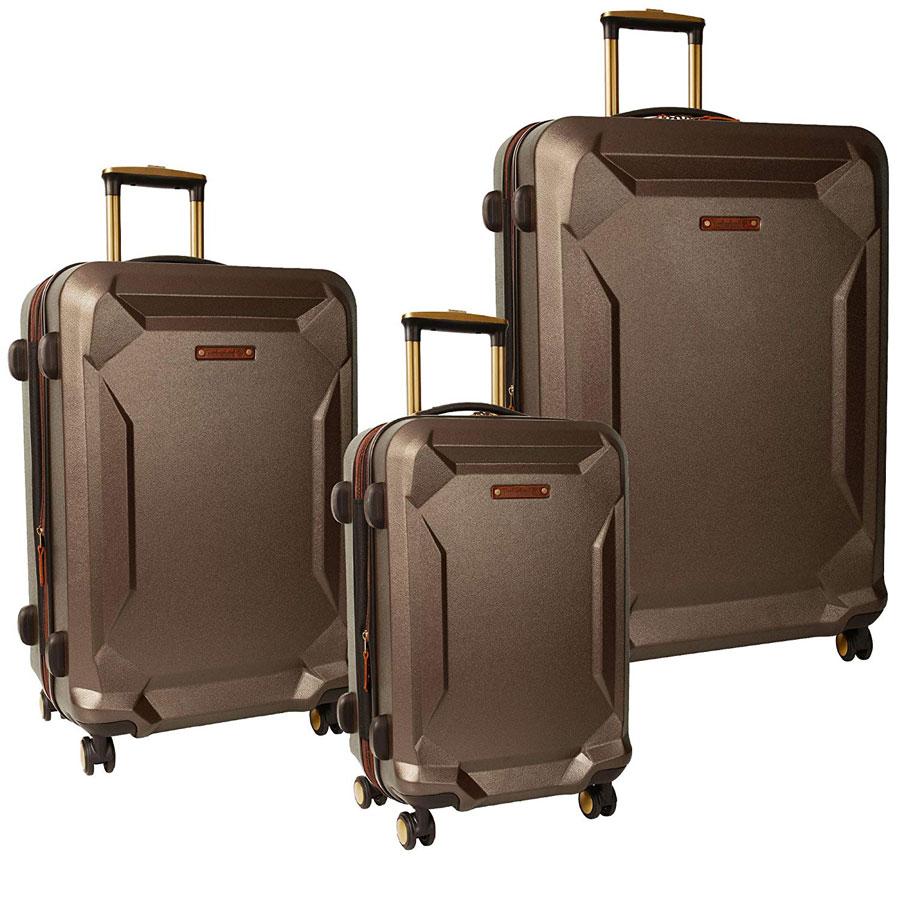 Timberland 3-Piece Hardside Spinner Luggage Set