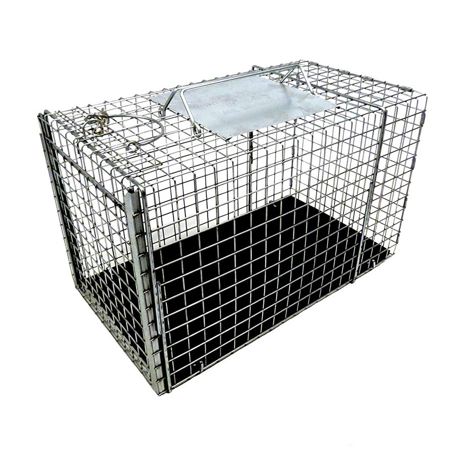 Tomahawk Neighborhood Transfer Cat Cage