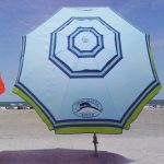 Tommy Bahama Sand Anchor 7′ Tilt Beach Umbrella