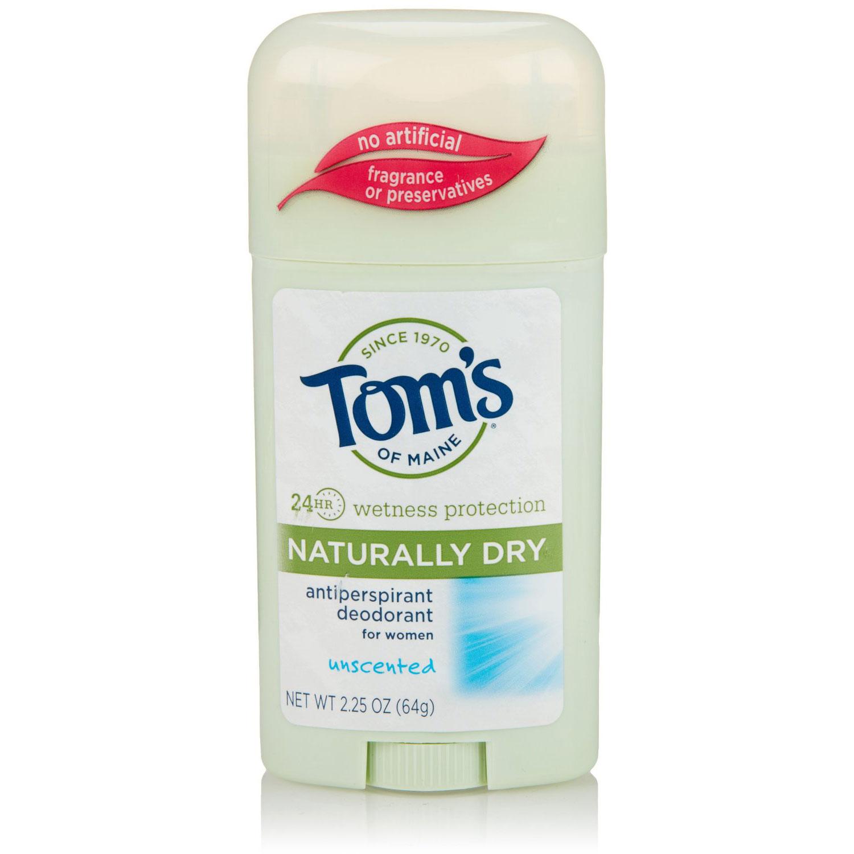 Tom's of Maine Naturally Dry Antiperspirant Deodorant