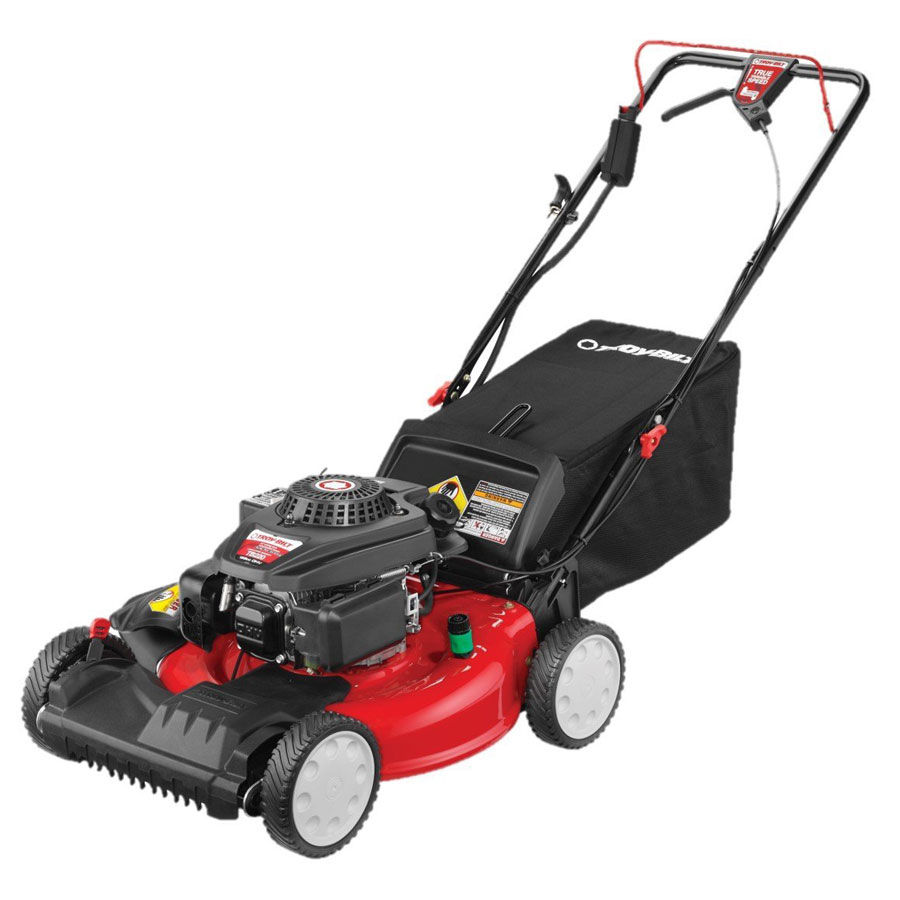 Troy-Bilt TB270ES 159cc 21-Inch Self-Propelled Mower