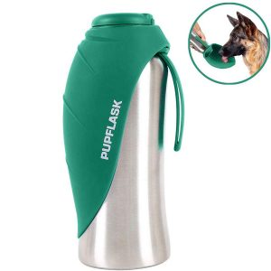 Tuff Pupper PupFlask Portable Dog Water Bottle