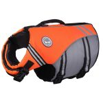 Vivaglory XS-to-L Sports Style Ripstop Dog Life Jacket