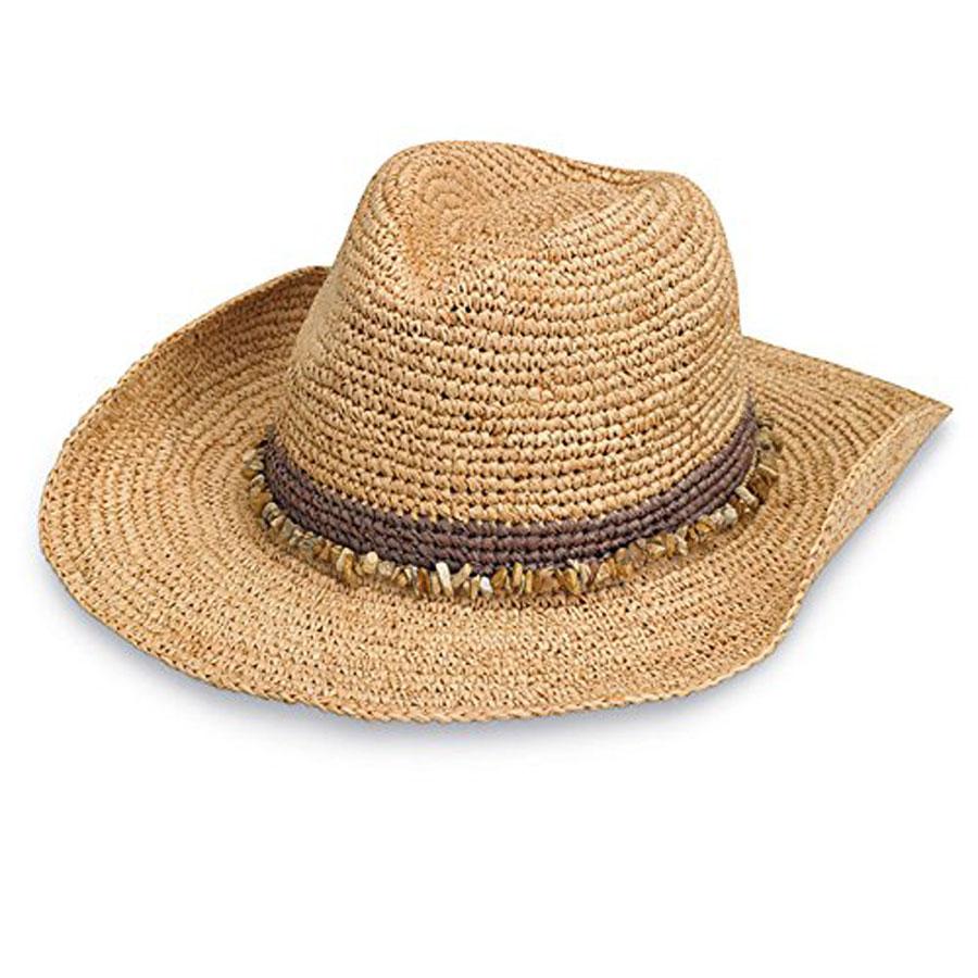 Wallaroo Hat Company Tahiti Cowboy Sun Hat