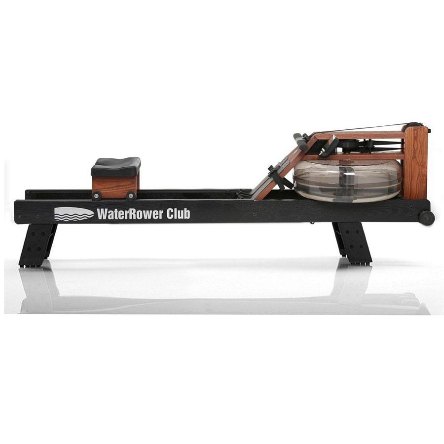 WaterRower Club Wood Hi-Rise Water Rowing Machine