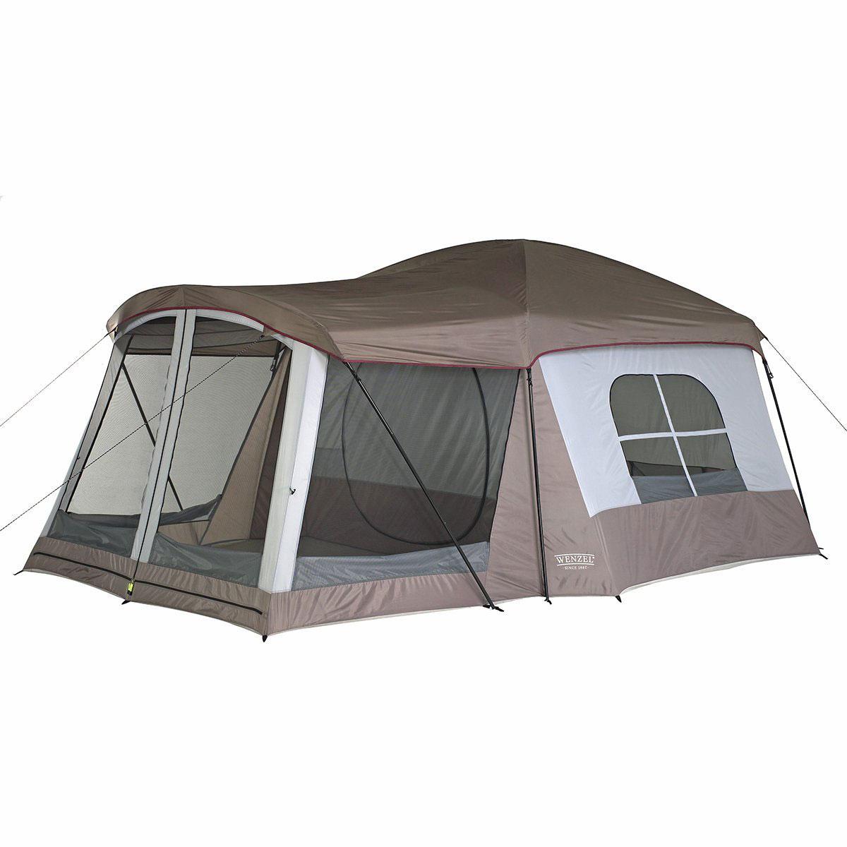 Wenzel Klondike 8 Person Cabin Family Tent
