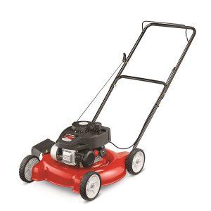Yard Machines 140cc 20-Inch Push Gas Lawn Mower