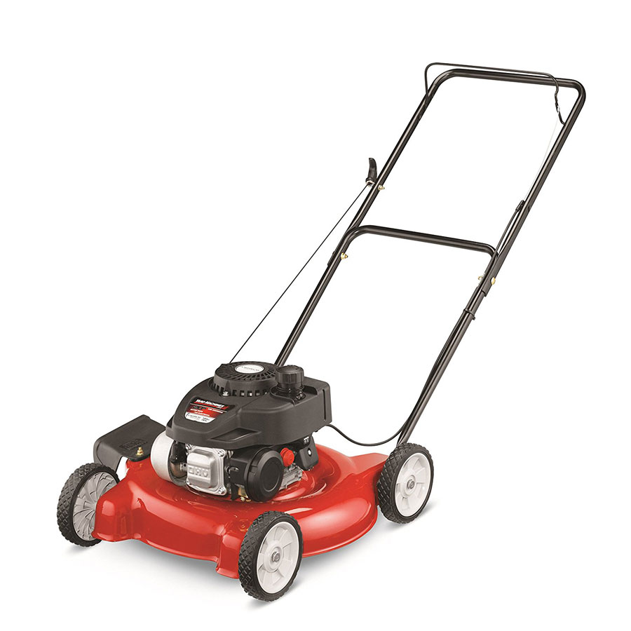 Yard Machines 140cc 20-Inch Push Gas Lawn Mower