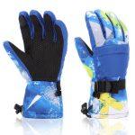 Yidomto Waterproof Winter Ski Gloves